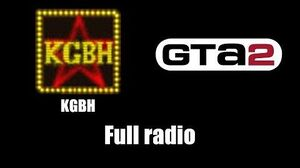GTA 2 (GTA II) - KGBH Full radio