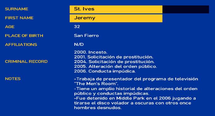 Jeremy st ives