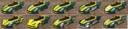 Locust GTA Online Cubiertas