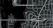 Mapa Localización Twitchin's Sugar Factory
