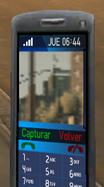 Teléfono móvil camara IV