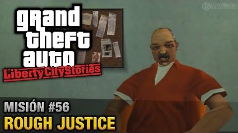 GTA Liberty City Stories - Misión 56 - Rough Justice (Español Sin Comentario - PCSX2)