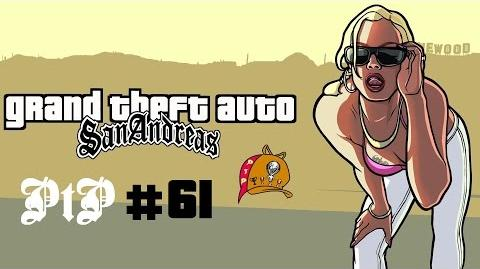 GTA San Andreas (PS4 - 1080p) PtP 61 - Ending (End of the Line Mission and Final Trophies)