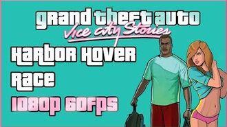 GTA Vice City Stories - Aerodeslizador en el Puerto - 1080p 60fps