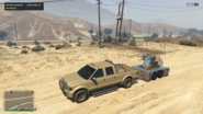 Sadler beige único GTA V