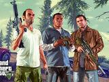 GTA V saldrá para PlayStation 5 en 2021