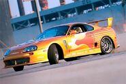 Toyota-supra-de rápidos y furiosos 2