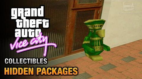 GTA Vice City - Objetos ocultos