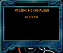 Misión no cumplida GTA GBC