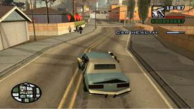 SA DriveBy
