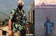 Max Payne y Michael