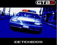 Detenidos GTA 2 GBC