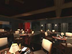 GTAVC The Lab Ocean View Hotel Render 1