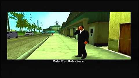 GTA LCS PS2 MISIÓN 30 THE PORTLAND CHAINSAW MASQUERADE