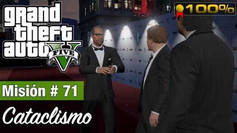"Grand Theft Auto V - ""Cataclismo"""