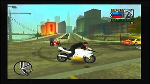 GTA LCS PS2 MISIÓN 50 THE WHOLE 9 YARDIES