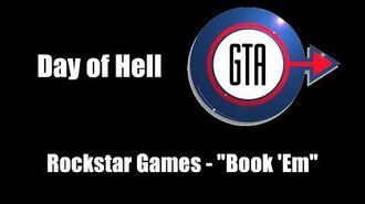"GTA London (1961 & 1969) - Day of Hell Rockstar Games - ""Book 'Em"""