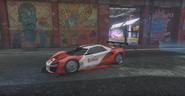 Itali GTB Custom tunner gta v