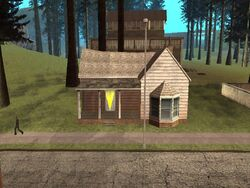 Angel Pine Safehouse