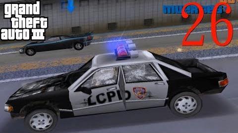 Grand Theft Auto III - Episodio 26 Misiones de vigilante (Shoreside Vale)
