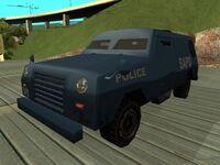 FBI Truck SA