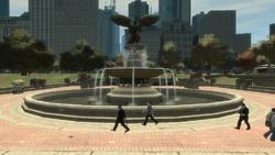 Plaza Middle Park