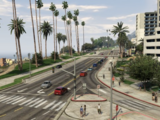 Bay City Avenue