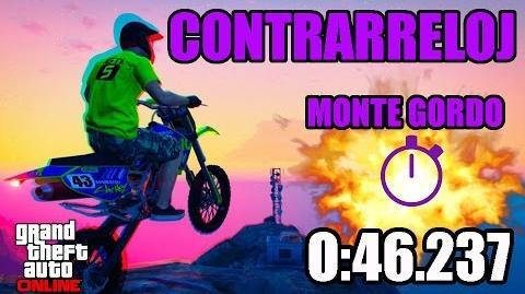 COTRARRELOJ - MONTE GORDO (GTA ONLINE) PS4