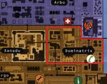 Dominatrixmapa