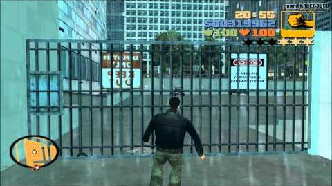 "Grand Theft Auto III - Misión 28 ""Kanbu revienta"""