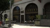 Ground & Pound Café - Morningwood