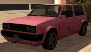 Millie Club rosado