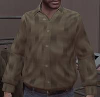Camisa seda GTA IV