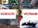 V V: Vercetti en Vietnam. Tercer Informe.