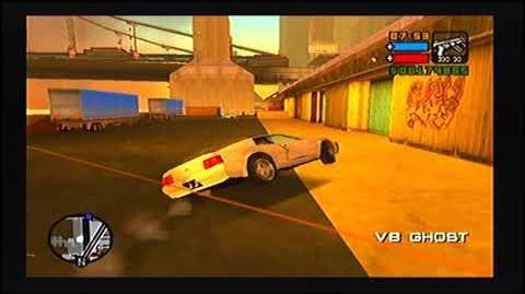 GTA LCS PS2 MISIÓN 55 LOVE ON THE ROCKS