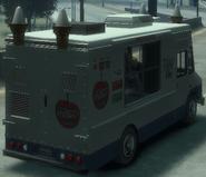 Mr. Tasty detrás GTA IV