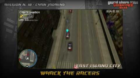 Whack the Racers