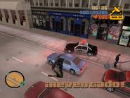 GTA III Busted