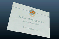 Tarjeta de Jeff
