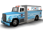 Beta del camion SWAT en GTA III