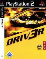 DRIV3R Cover