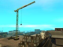 Doherty crane