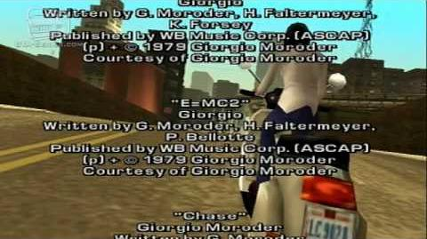GTA Liberty City Stories Closing Credits