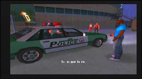 GTA VCS PS2 MISIÓN 16 VICTOR, VICTORIOSO