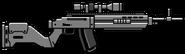 Fusil de tirador MkII GTA Online HUD