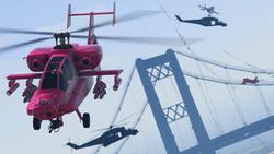 GTA Online Cuota aérea III