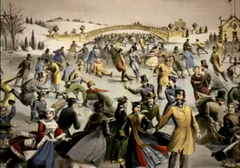 A History of Liberty-Invierno en Middle Park