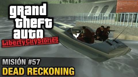 GTA Liberty City Stories - Misión 57 - Dead Reckoning (Español Sin Comentario - PCSX2)