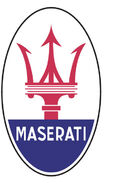 Maserati logo 2