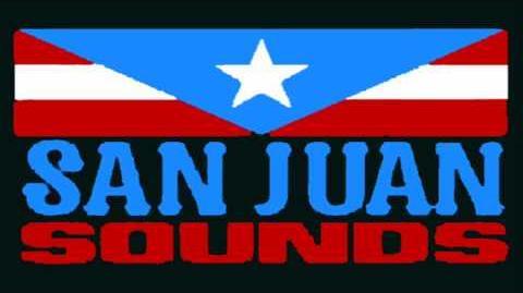 San Juan Sounds - Wisin y Yandel - Me Estás Tentando